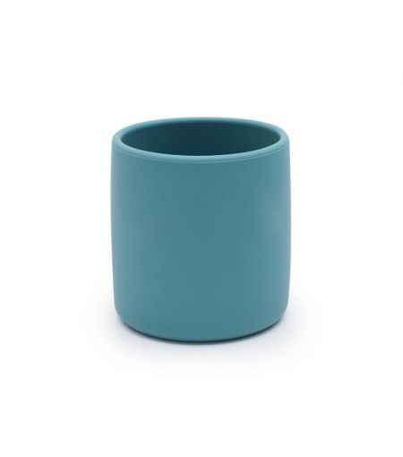Silicone Grip Cup in Blue Dusk