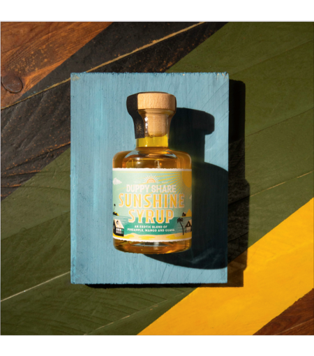 The Duppy Share Sunshine Syrup
