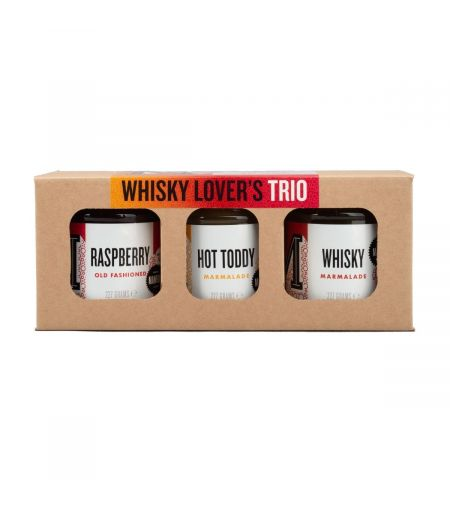 Manfood Whisky Lover's Trio