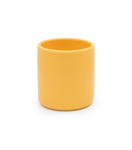 Silicone Grip Cup in Yellow