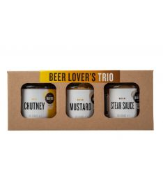Manfood Beer Lover's Trio Gift Box